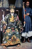 For almost two thousand years, in the period of independence before Western colonialism, as well as under Chinese occupation, Vietnam was administered by a strict Confucian meritocracy of mandarins appointed by the royal court on the basis of examination success, personal morality and administrative ability.