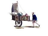 Hand-colored engraving from 'Moeurs, Usages, et Costumes de tous les Peuples de Monde, d'apres des Documents Authentiques et les Voyages les plus Recents', by Auguste Wahlen (Brussels, 1843-44).